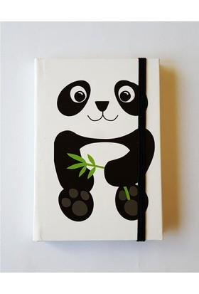 Köstebek Panda Ve Bambu Defter