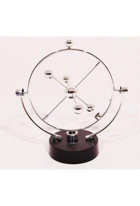 Köstebek Mıknatıslı Denge Topu Newton Kinetic Orbital