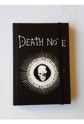 Köstebek Death Note Defter