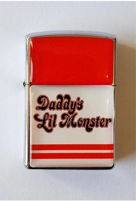 Köstebek Daddy'S Lil Monster Çakmak