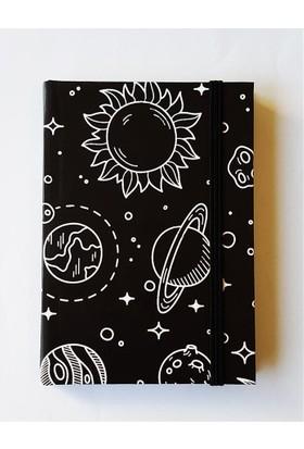 Köstebek Çizim Galaksiler Defter