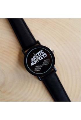 Köstebek Arctic Monkeys Logo Kol Saati