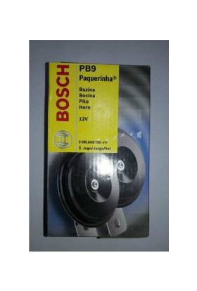 Korna Bosch Set 12 V, 350/420 Hz (Didit)