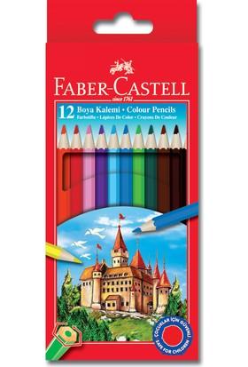 Faber Castell Bls. Karton Kutu Pastel Boya, 12 Renk