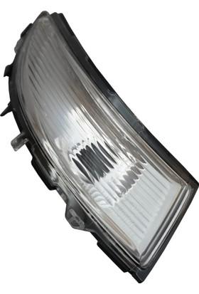 Bross Otomotiv Renault Clio MK4 Captur için Sağ Yan Ayna Sinyali 261604623R