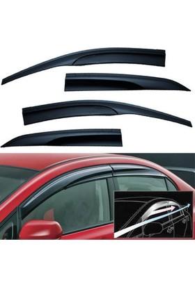 Nettedarikcisi Sunplex Nissan Skystar Pick-up Cam Rüzgarlığı Mugen Tip Nettedarikcisi Sunplex 4 Lü