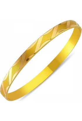 Duman 14 Ayar Altın 6.00 Gr Hediyelik Bilezik Sgb42-67382