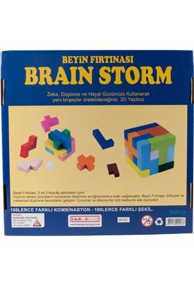 Hobi Eğitim Dünyası Hepsi Dahice Brain Storm Beyin Fırtınası Zeka Oyunu