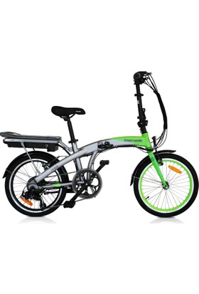 Benelli City Zero Elektrikli Katlanır Bisiklet