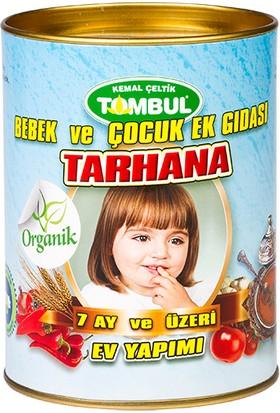 Tombul Organik Tarhana - Bebek 400 gr