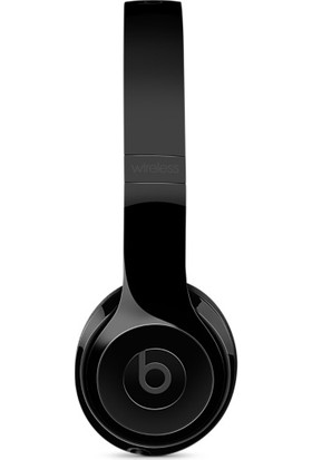 Beats Solo3 Wireless On-Ear Headphones Gloss Black Kulaklık MNEN2ZE/A