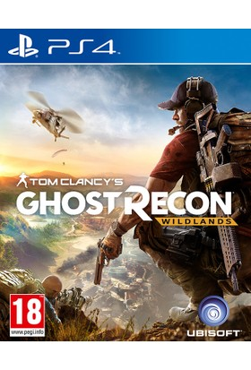 Ps4 Tom Clancys Ghost Recon Wıldlands