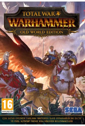Pc Total War Warhammer Old World Edıtıon