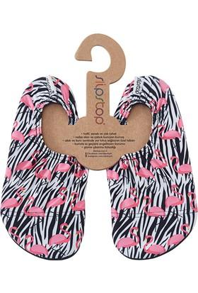 Slipstop Flamingo Junior Kız Çocuk Kaydırmaz Ayakkabı/Patik