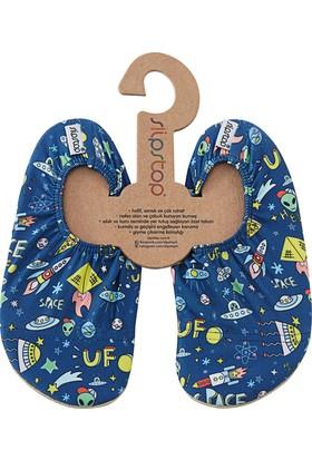 Slipstop Planet Erkek Çocuk Kaydırmaz Ayakkabı/Patik