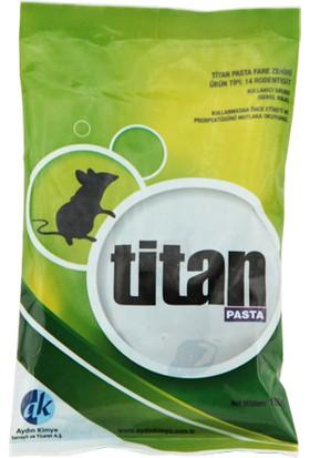 Aydın Kimya Titan Pasta Fare Zehri 100 Gr