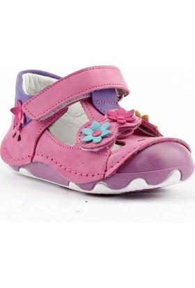 Teo Bebe 3000 Ortopedik Cırtlı Kız Çocuk Ayakkabı