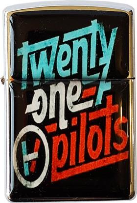 Twenty One Pilots Yazı Çakmak