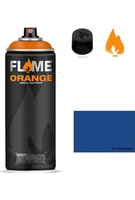 Flame Sprey Boya 400 ML Fo--514 True Blue