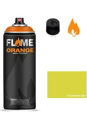 Flame Sprey Boya 400 ML Fo-624 Pistachio Light