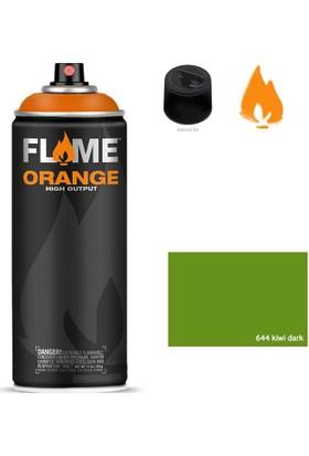 Flame Sprey Boya 400 ML Fo-644 Kiwi Dark