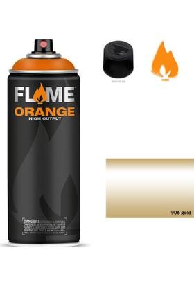 Flame Sprey Boya 400 ML Fo-906 Gold