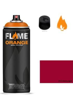 Flame Sprey Boya 400 ML Fo-313 Cherry-dark