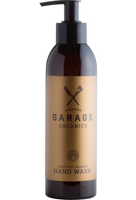 Garage Organics Hand Wash (El Yıkama Jeli)