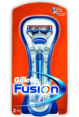 Gillette Fusion Tıraş Makinesi Yedekli