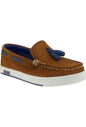 Vicco 909.Z.215 Deri Çocuk Kahverengi Çocuk Ayakkabı