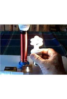 Hdg Tesla Coil Malzemeleri Deney Seti