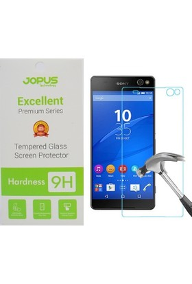 Jopus Sony Xperia C5 Hd Koruyucusu