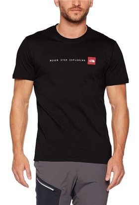 The North Face M S/S Nse Tee Erkek T-Shirt
