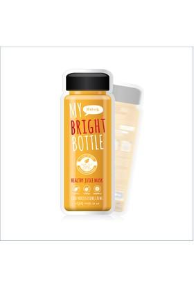 Limonian Ancors My Bright Bottle - Meyve Özlü Canlandırıcı Yüz Maskesi