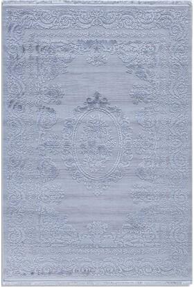 Tuğra Halı Beverly 120 x 180 1501 Gri Göbekli
