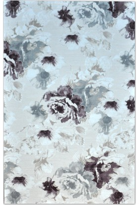 Tuğra Halı Mavera 200 x 300 773 Lila Çiçekli