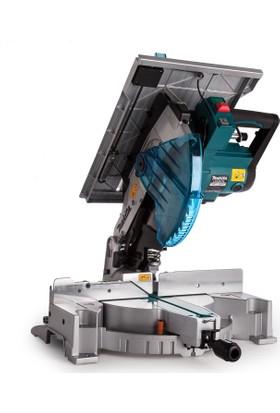 Makita LH1201FL 1600 Watt 305 mm Üstten Tablalı Lazer Hizalamalı Gönye Kesme Makinası