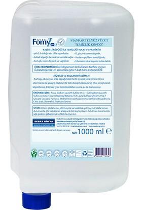 Fomy 1000 ml Standart Köpük Sıvısı