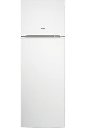 Regal Rgl 2500 A+ Ck Çift Kapılı Buzdolabı