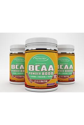 Nutratech Nutrition BCAA 8000 - Böğürtlen - 400Gr