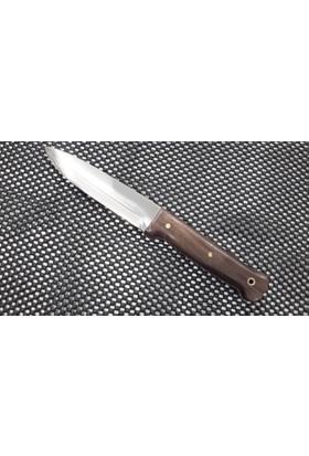 Sezgin Av Bıçağı-5Mm 4100-24Cm-Kök Ceviz Sap