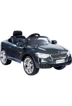 BMW Lisanslı 4 Series Coupe Uzaktan Kumandalı 12 V Akülü Araba