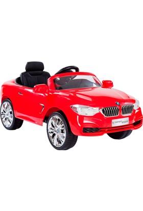 Kraft Lisanslı BMW 4 Series Coupe Akülü Araba
