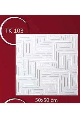 Yapıstore Tavan Ve Duvar Kaplama Çizgi 50X50 4.Ad 1.M2