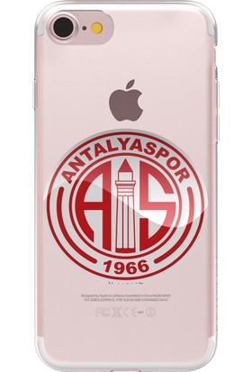Remeto Apple iPhone 6 Plus Antalyaspor Resimli Şeffaf Silikon Kılıf