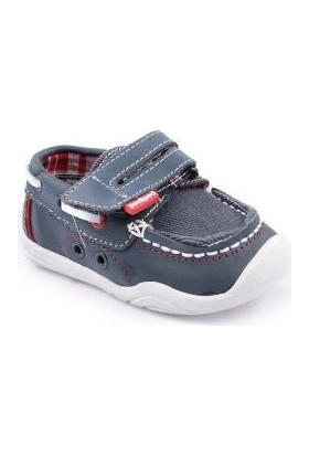 Pediped Naples Navy Mavi Çocuk Ayakkabı