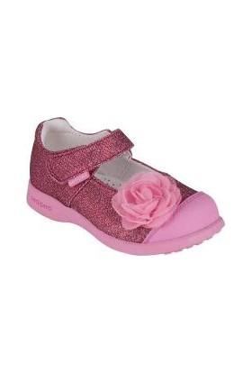 Pediped Evangeline Fuchsia Mary Jane Pembe Çocuk Ayakkabı