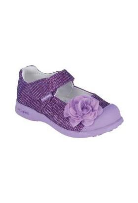 Pediped Rs1936-Lv-Evangeline Lavender Mary Jane-Lila Çocuk Ayakkabı