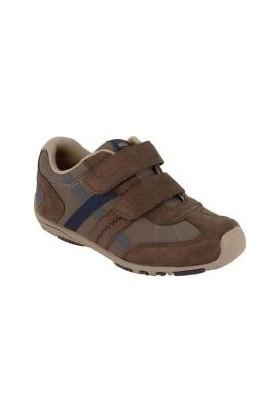 Pediped Gehrig Brown Navy Sneaker Kahverengi Çocuk Ayakkabı