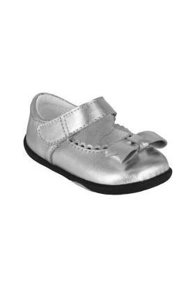 Pediped Betty Gümüş Çocuk Ayakkabı